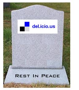 RIP Delicious