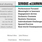 30 Day Challenge – Day 12 – Serious eLearning, Seriously?
