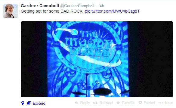 Gardner tweet