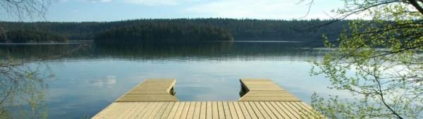 pair of docks