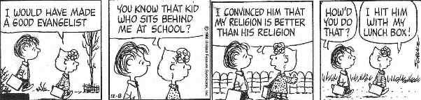 Peanuts Evangelist