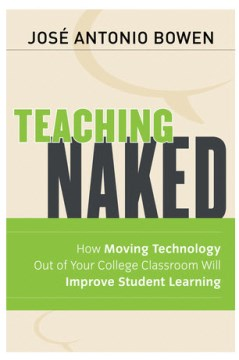 Teaching Naked book