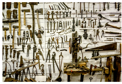Collection of Tools