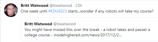 Watwood tweet